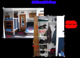 Collbran Job Corp - Bay / Beds