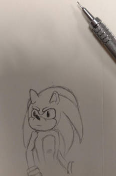 Sonic from memory