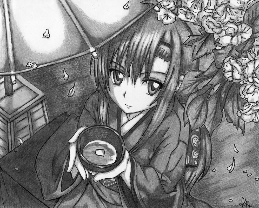 Hinagiku Katsura by KuroNightcliff