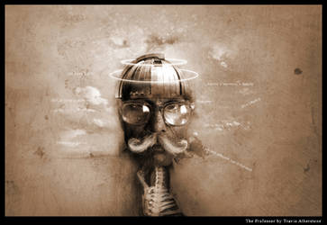 The Professor by Dieguito