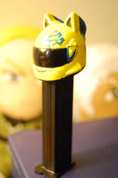 Celty Pez by sizzing