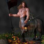 Highland -Centaur toon like ....