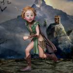 Little Fantasy Girl