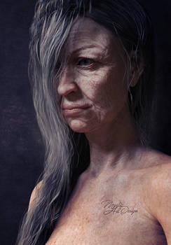 Marble 8 Portrait