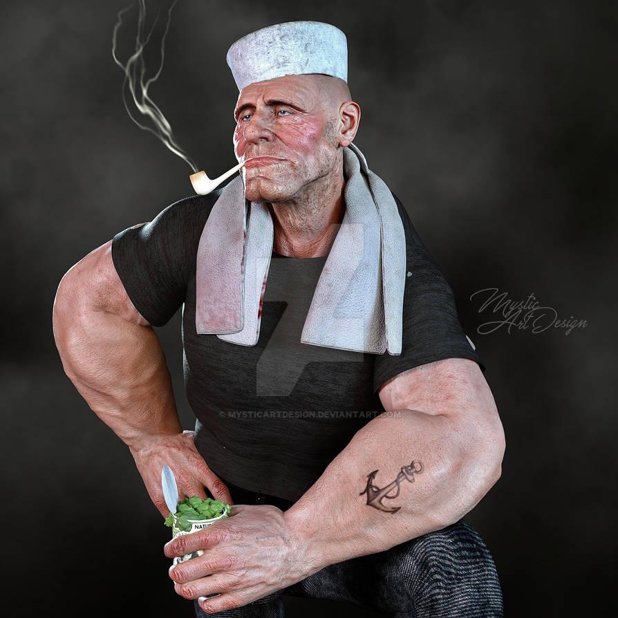 Popeye Fanart
