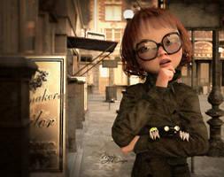 Detective Bella and the Mole
