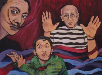 The Artists and 'Artis' by raytambunan