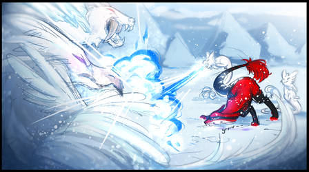 Event - Year of the Snow: 3/3