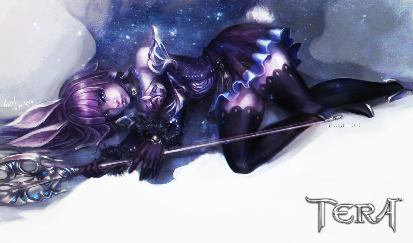 tera: 09.02.013 by steelsuit