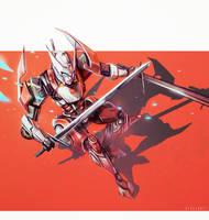 swordmech by steelsuit