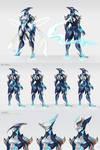 fan concept: Luxcrua