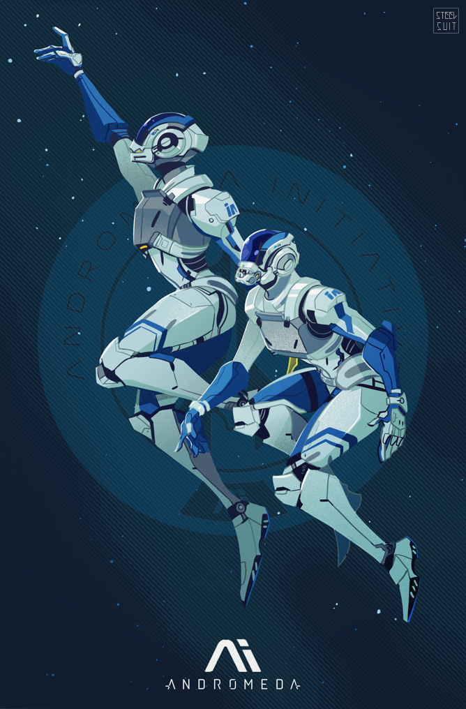 See you in space! by steelsuit