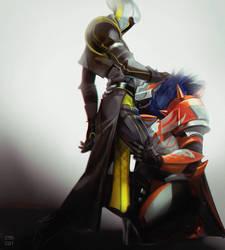 warlock/titan by steelsuit