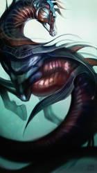seahorse by steelsuit
