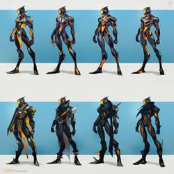 Street Knight variants