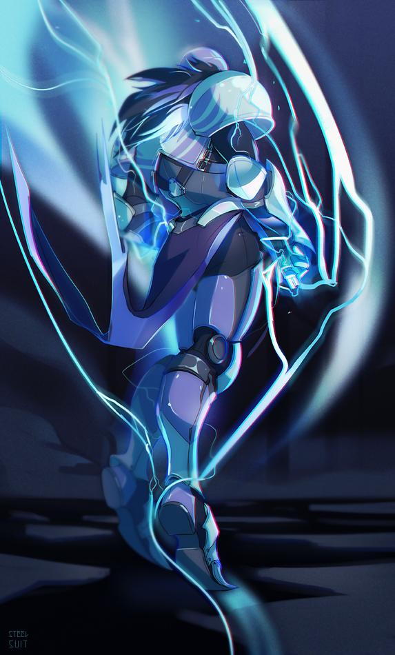 Striker Titan by steelsuit