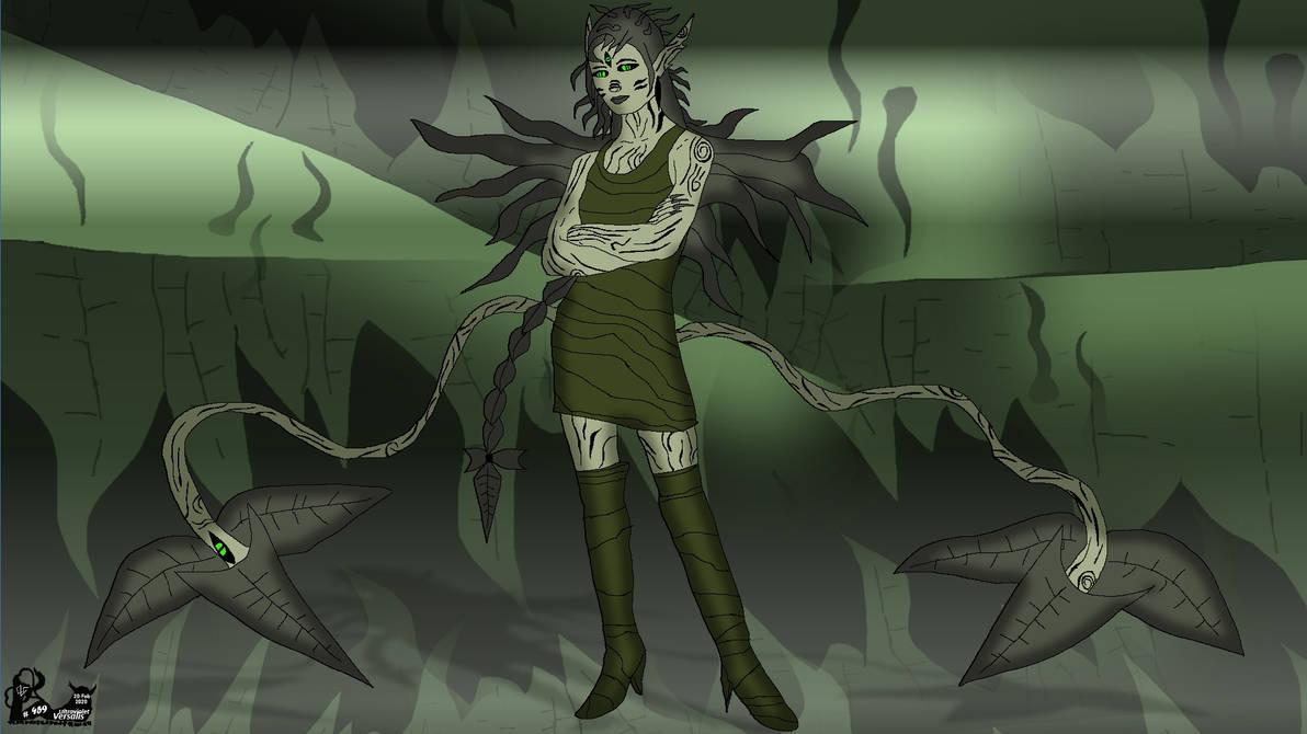 459 - Lady Velen, Mistress of Corruption