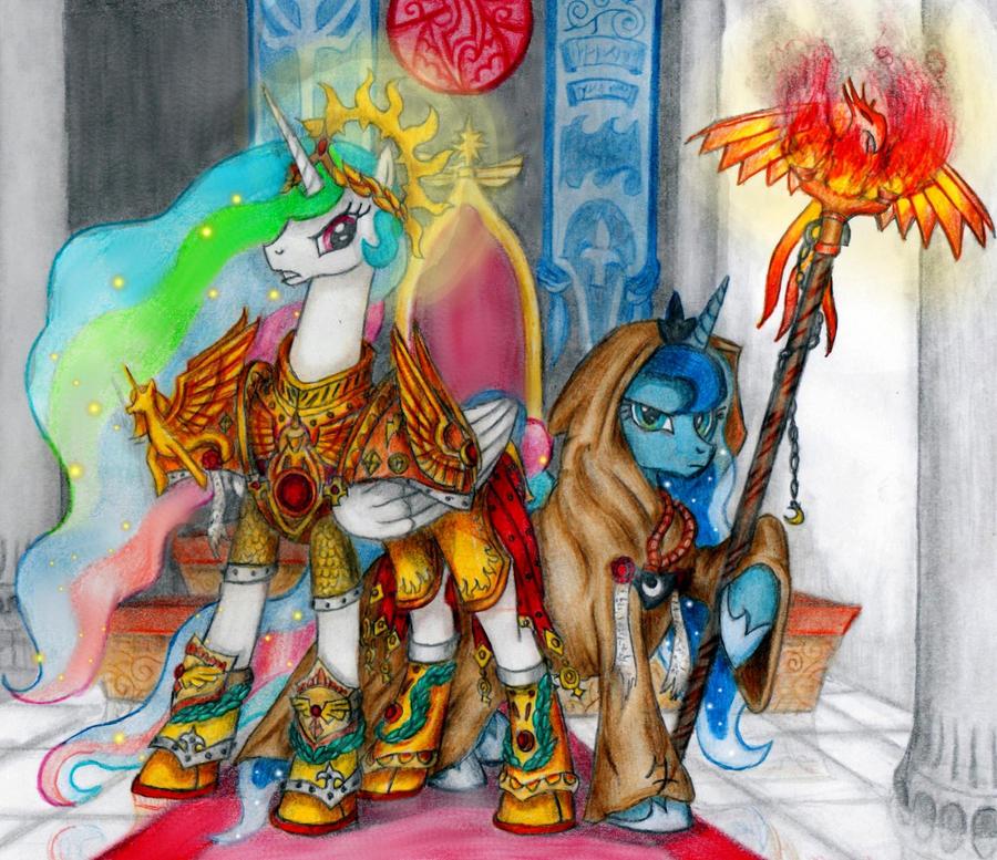 Empress of Ponykind by Salahir