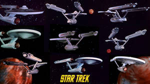 Starship U.S.S. Enterprise