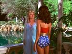 Wonder Woman on Paradise Island 2