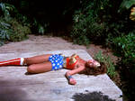 Wonder Woman Knocked Out 3