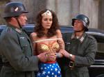 Wonder Woman in Enemy Hands