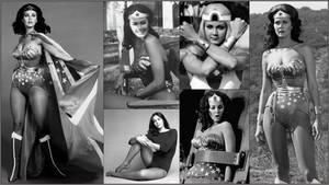 Wonder Woman in 3