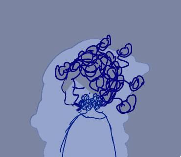 choking on flowers by Lovelittleat