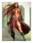 Aerin: Elven Fighter
