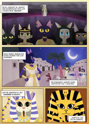 Meow! Meow! Prologo P.01 by ObscureCat