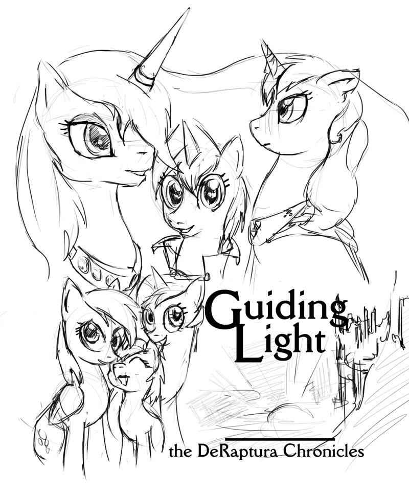 Guiding Light - DeRaptura Chronicles