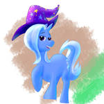 The Greatly Seductive Trixie commands you!