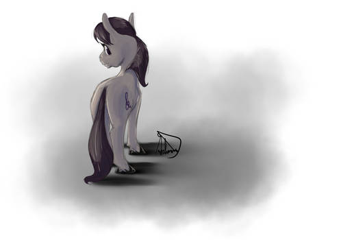 Octavia On Grey Stuff