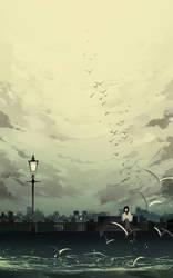 Solitude by Nagifry
