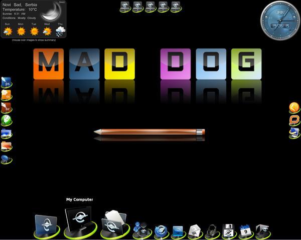 my desktop...