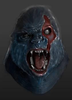Gorilla WIP
