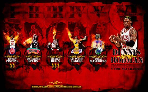 Dennis Rodman Hall of Fame