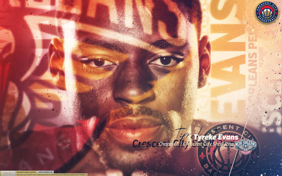 Tyreke Evans - Crescent City Shall Rise