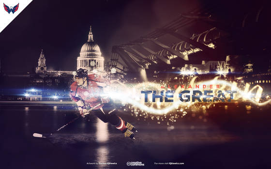 Alexander Ovechkin - The Great