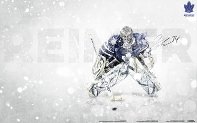James Reimer - NHL Goalie Series