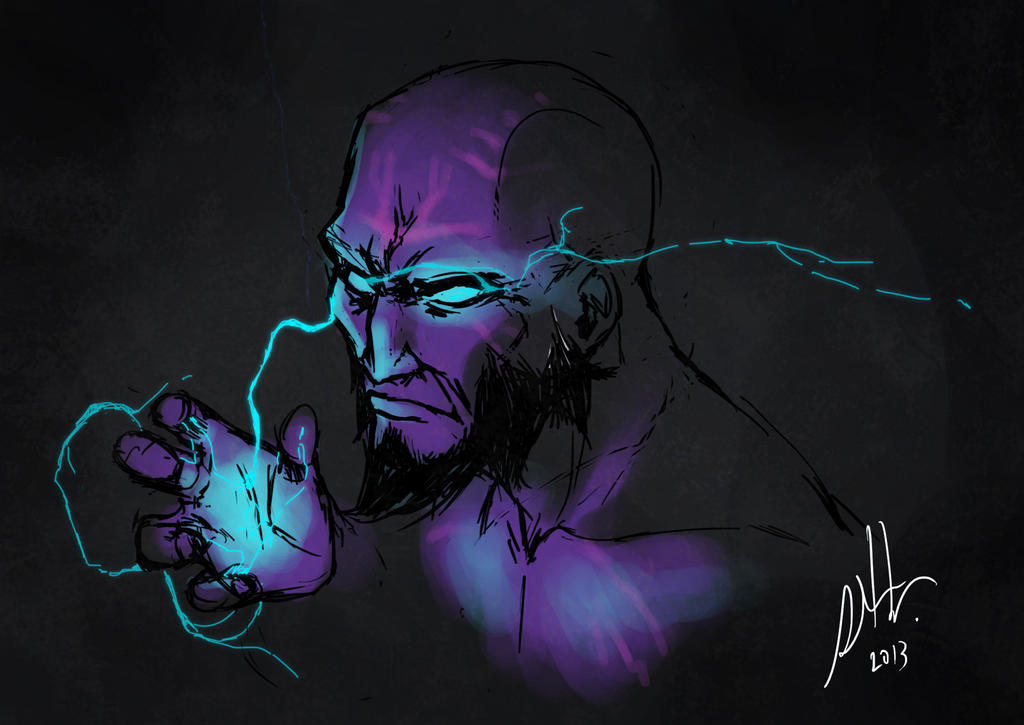 Ryze Fan Art 54023