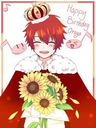 Otoya's Birthday