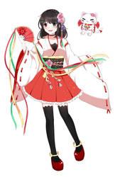 2019 Sakura-Con Mascot Entry