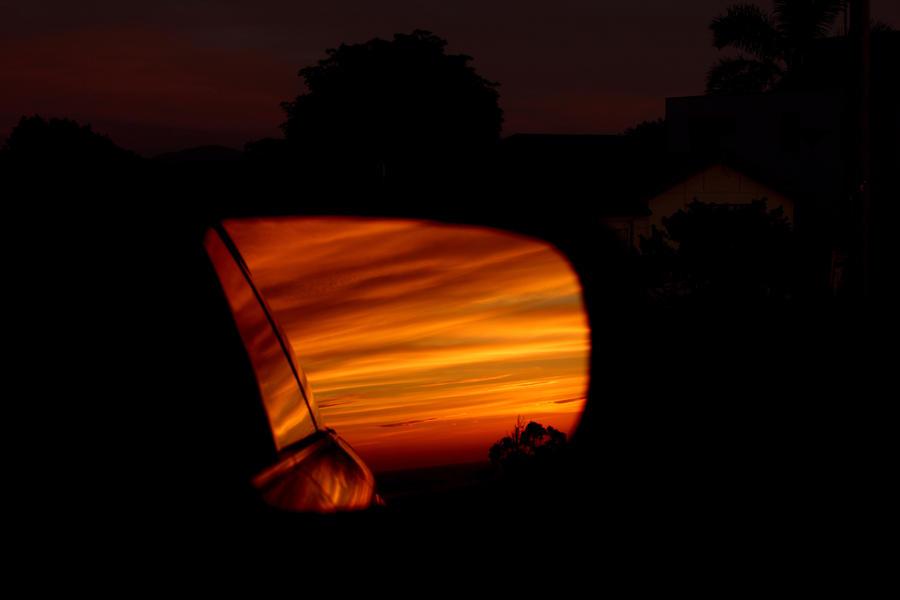 Mirror Sunrise by Kick-Artist