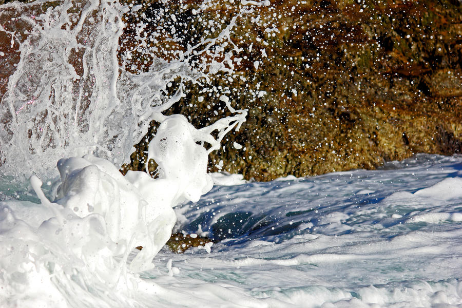 Dancing Foam... by Kick-Artist