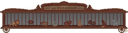 The Menagerie by Esoterically