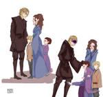 Happy(?) Family Reunion