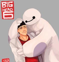 Big Softie by Sebleem