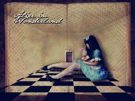 Alice In Wonderland by lelechan16