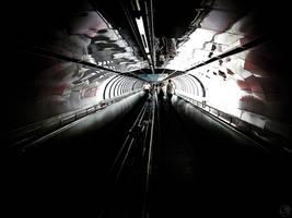 Tunnel by PlasticJoinsTheWorld